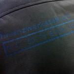eingravierte Softshell Jacke