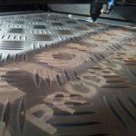 Lasergravur Riffelblech